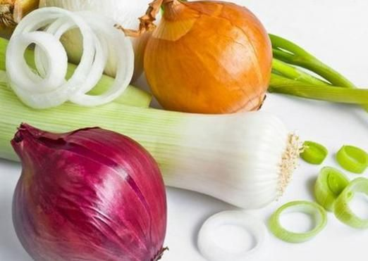 Які вітаміни в цибулі?