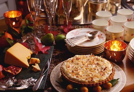 Який десерт вибрати на святковий стіл?