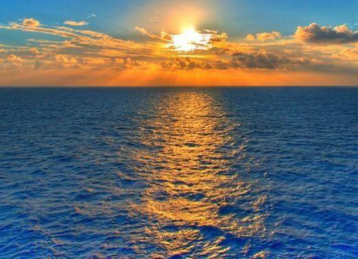 Який він: океан?