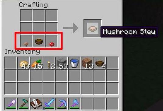 Майнкрафт: як зробити грибний суп?