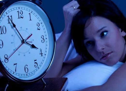 Не можу заснути, що робити?