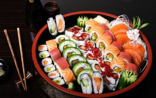 Про суші смачно і цікаво