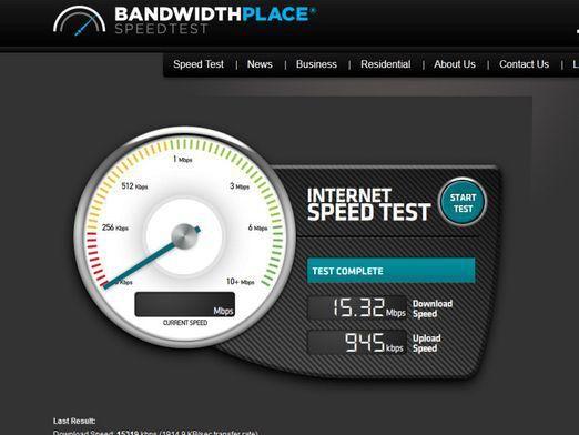 Від чого залежить швидкість інтернету?