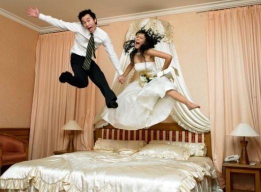 Перша шлюбна ніч - що робити?