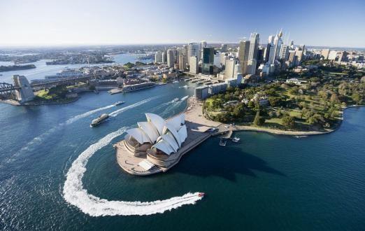 Правила успішного подорожі по австралії