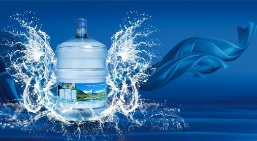Переваги доставки бутильованої води