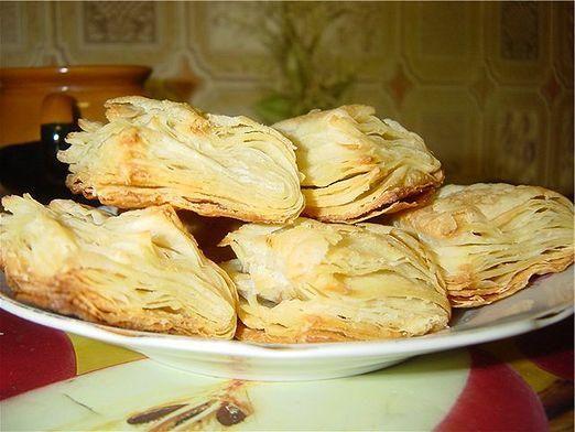 Рецепти листкового тіста