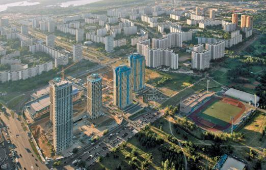 Ситуація на ринку нерухомості москви стабілізується