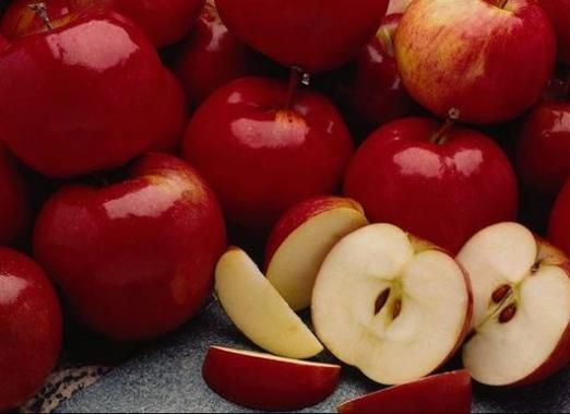 Скільки калорій в яблуці?