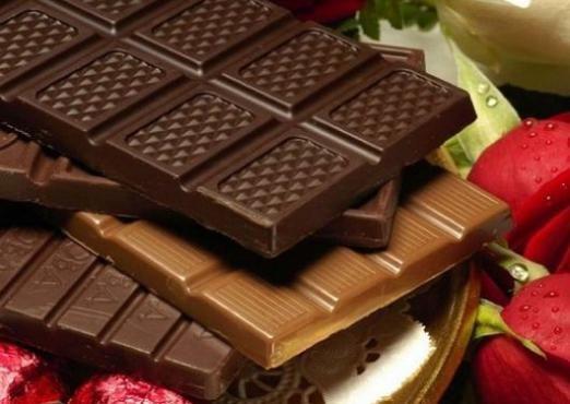Скільки калорій в шоколаді?