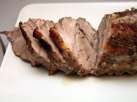 Скільки калорій в свинині?