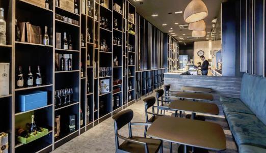 Smartdecor допоможе з меблями для кафе чи ресторану