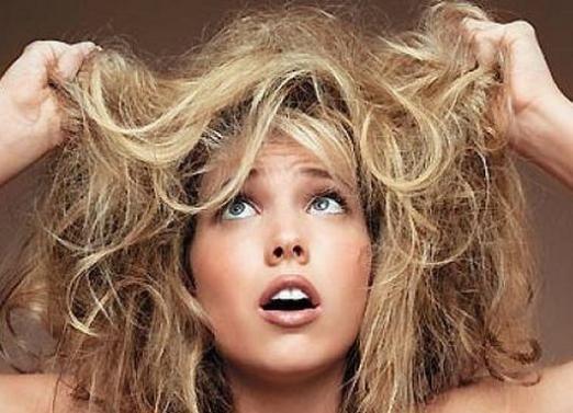 Сухе волосся, що робити?