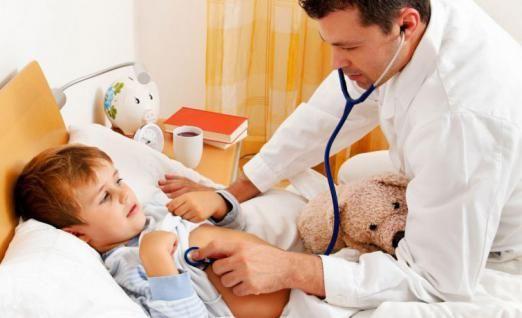 Ваша дитина захворіла? Що ж робити?