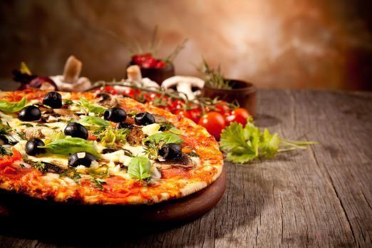 Вибір піци в питаннях і відповідях