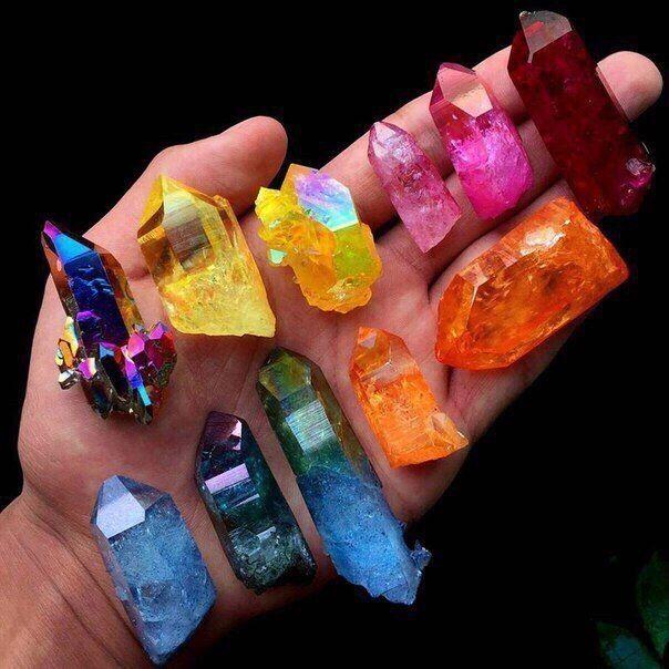 Вирощуємо справжній кристал своїми руками