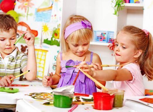 Навіщо дитячий сад?